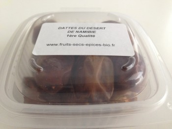 Partenariat #18 - Fruits secs et épices bio.