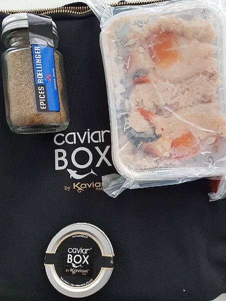 Partenariat #33 - Kaviari gastronomie de luxe