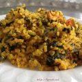Riz Djerba épinards et poulet