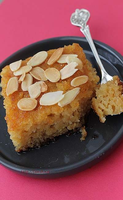 Gâteau de biscottes aux amandes