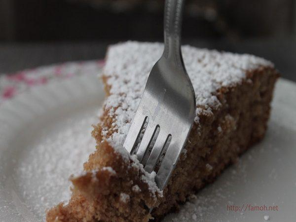 Gâteau au dattes