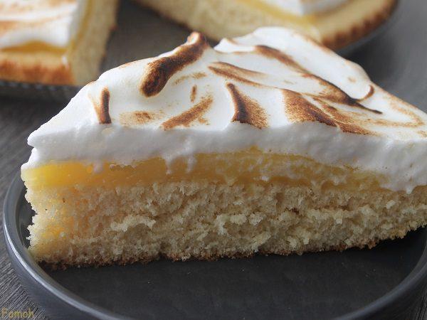 gâteau citron meringué