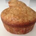 Muffin à la noisette