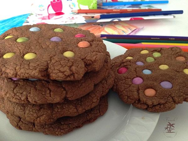 Cookies chocolat