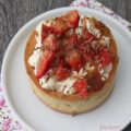 tartelette chantilly fraises