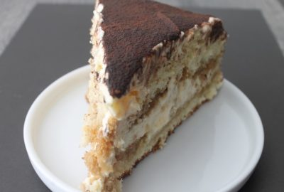 gâteau en tiramisu